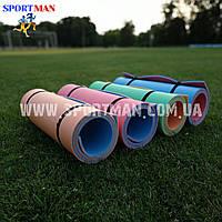 "Каремат-коврик для спорта,туризма,отдыха ""Profimax"" 1800 х 600 х 8 мм."