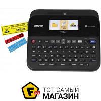 Принтер Brother P-Touch PT-D600 (PTD600VPR1)