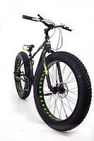 """Фэтбайк Горный велосипед S800 Hammer Extrime Колёса 24''х4,0"""". Алюминиевая рама 14"""""""