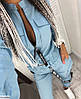 Женский модный спортивный костюм, фото 6