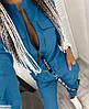 Женский модный спортивный костюм, фото 5