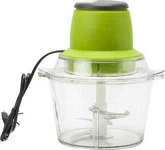 Электрический измельчитель чоппер блендер «Молния» с большой чашей на 1.8 л.