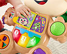 Fisher-Price Ходунки толкатель щенок  Laugh & Learn Smart Stages Learn with Puppy Walker, фото 4