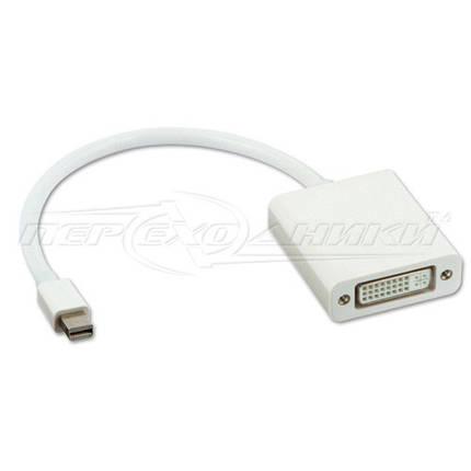 Адаптер Mini DisplayPort to DVI, фото 2