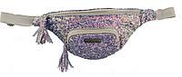"""557692 Сумка на пояс YES YW-26 """"Glamor Purple"""""""