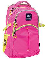 "552862 Рюкзак подростковый YES  Х231 ""Oxford"", розовый, 31*13*47см"