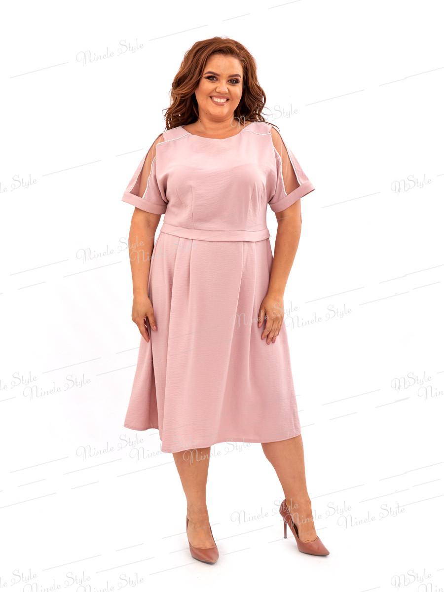 Нарядное женское платье 465 54