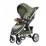 Коляска универсальная 2 в 1 для новорожденных CARRELLO Vista CRL-6501 Olive Green, фото 2