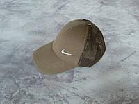 Оливковая (хаки) кепка Nike, фото 1