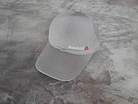 Серая кепка Reebok, фото 1