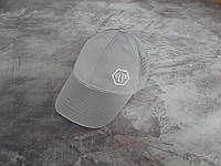 Серая кепка Philipp Plein (Филипп Плейн), фото 1