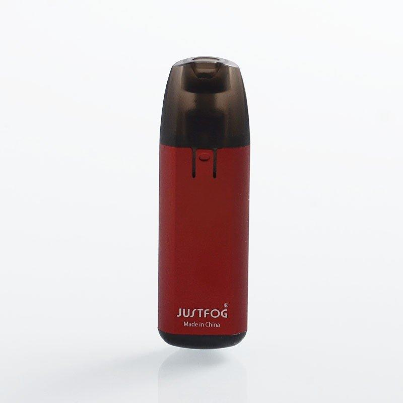 Стартовий набір Justfog Minifit 370 mAh Pod System Starter Kit Red