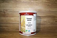Тиковое масло для деревянных поверхностей, Teak Oil 1 литр