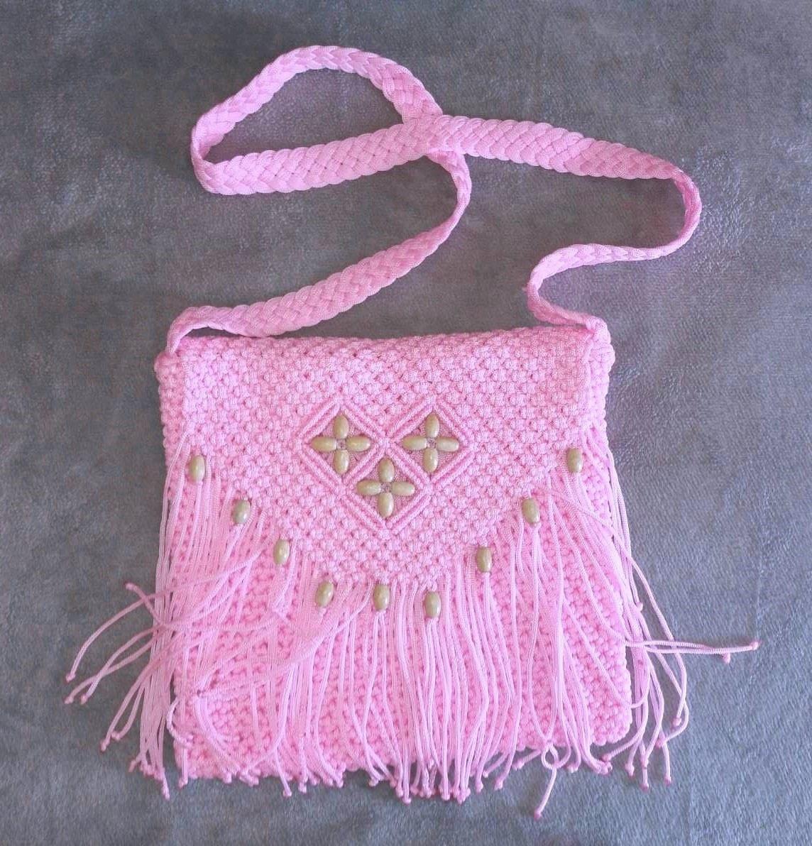Женская стильная дизайнерская летняя сумка через плечо на пляж, на море, для отдыха розовая