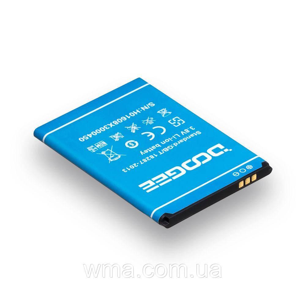 Аккумулятор для телефона  Doogee X3 Характеристики AAA