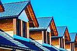 Краска акриловая лазурь для панелей, имитирующих древесину Greinplast FLA  2,7 л., фото 5