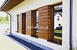 Краска акриловая лазурь для панелей, имитирующих древесину Greinplast FLA  2,7 л., фото 6