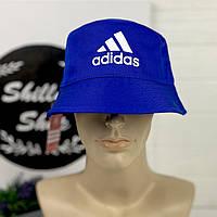 Панама - Adidas синяя
