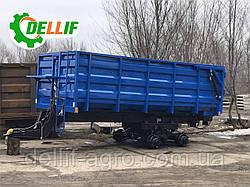 Прицеп тракторный 2 ПТС-16