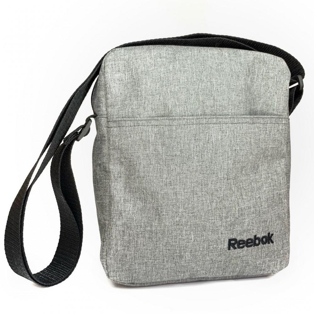 Мужская барсетка Reebok ( серый )