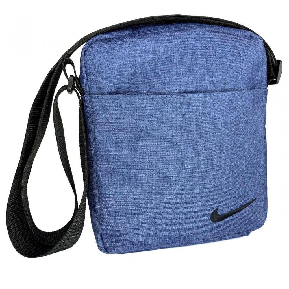 Мужская барсетка Nike ( синий )