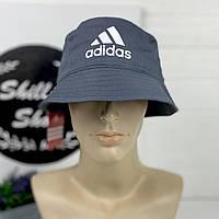 Панама - Adidas серая