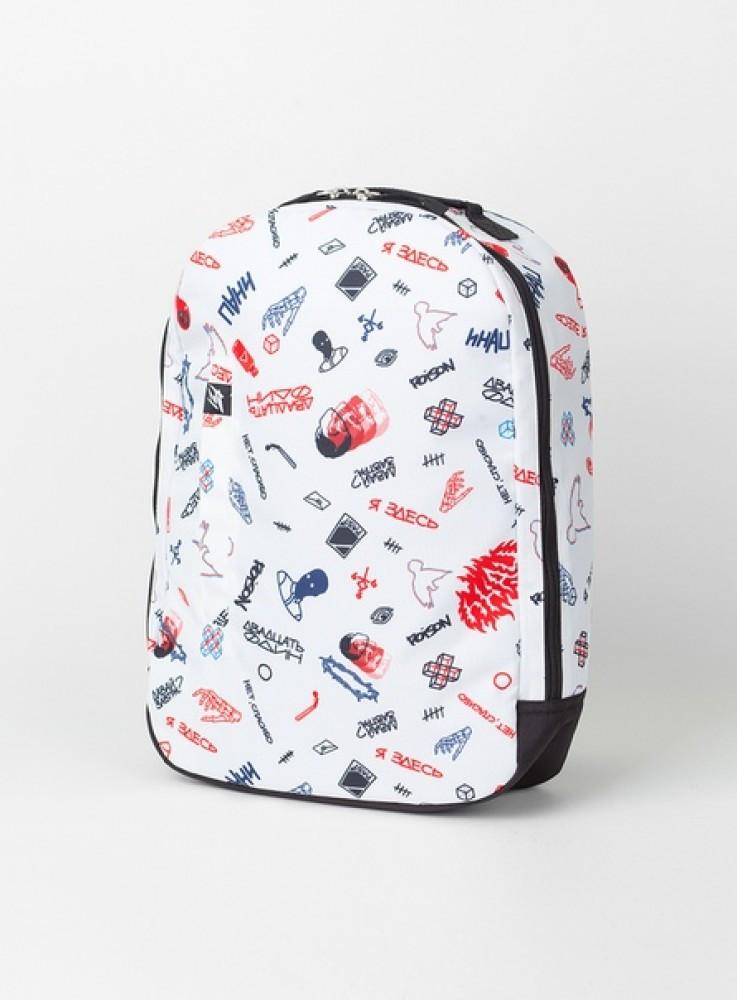 Рюкзак PUNCH - Buzz, Doodle Art
