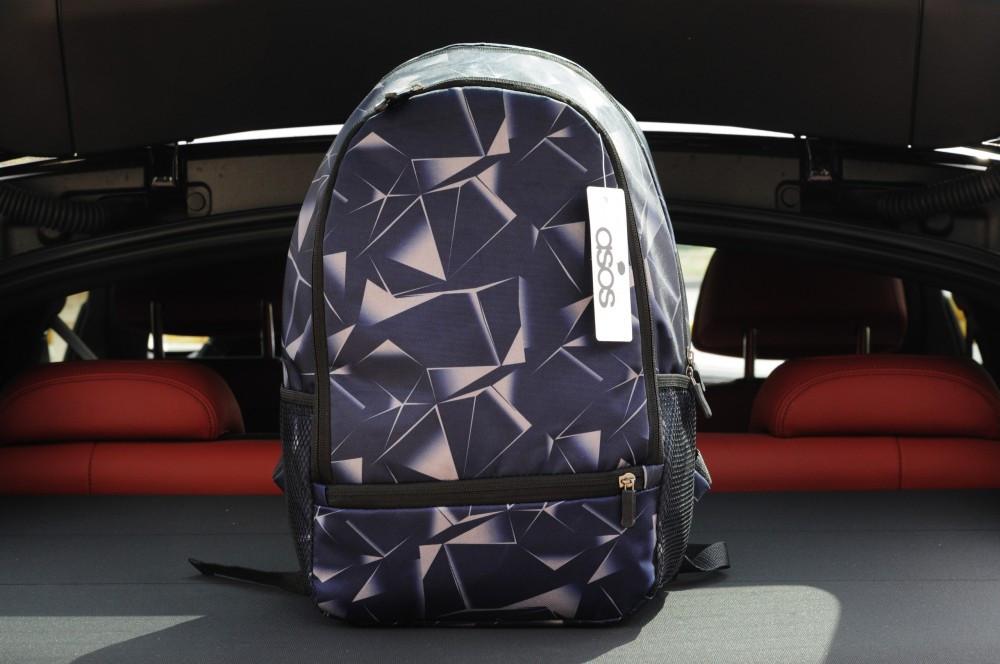 Рюкзак ASOS кристалл