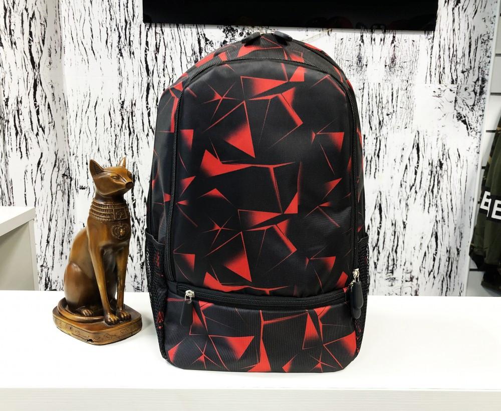 Рюкзак color red