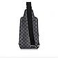 Сумка-слинг Louis Vuitton Avenue Damier Graphite Renaissance, фото 6