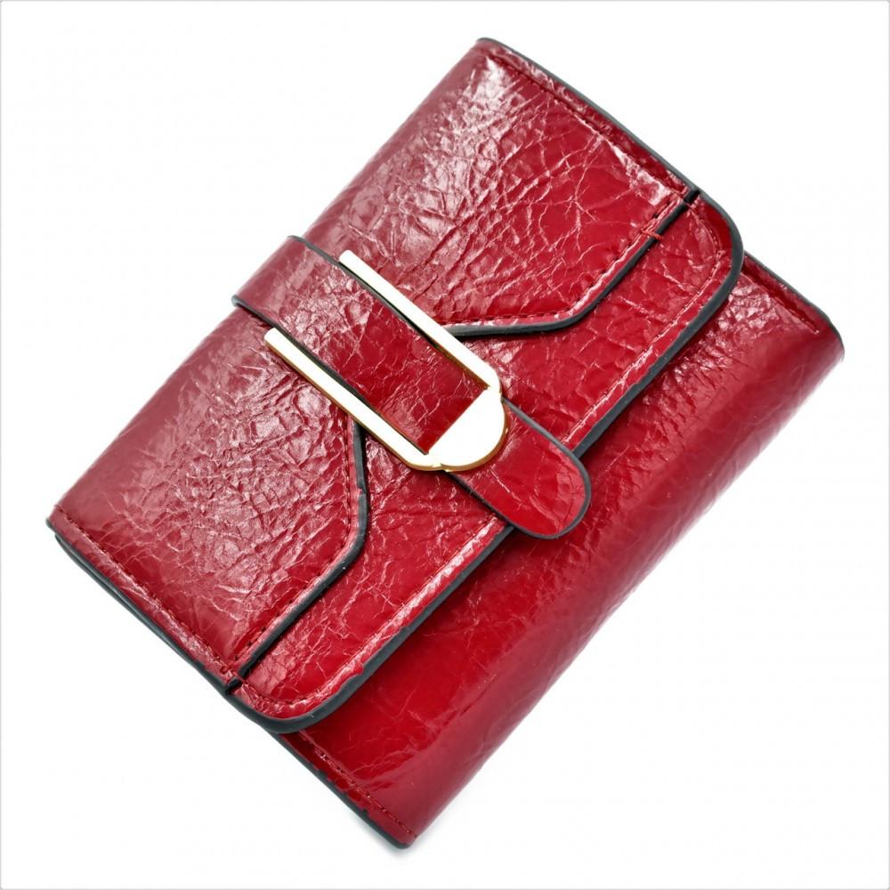 Женский мини кошелёк Weatro Красный