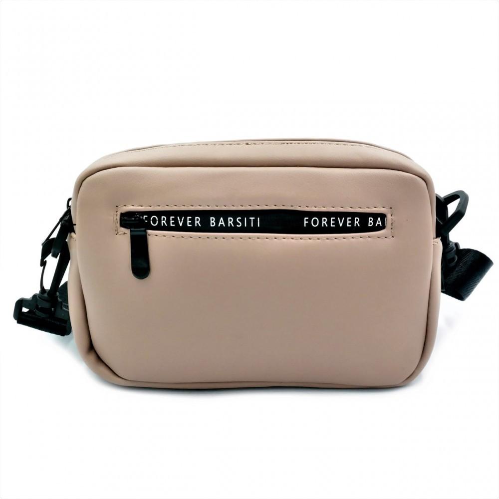 Сумка на плечо Forever Barsiti new-bag-0011 Бежевая