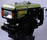 Двигатель на мотоблок SH195NDL (12л.с.), фото 7