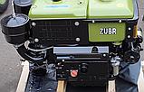 Двигатель на мотоблок SH195NDL (12л.с.), фото 3