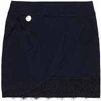 Юбка для девочки синяя Suzie ЮБ-57808 рост 122