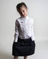 Юбка для девочки черная Suzie ЮБ-61801 рост 152
