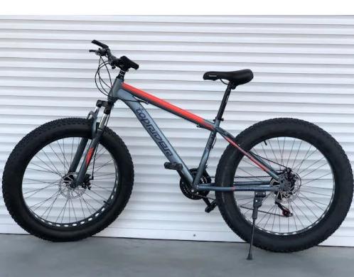 """Велосипед фэтбайк Top Rider Fat Bike 26"""" (Стальной)"""