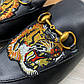 Gucci Princetown Embroidered Slipper Tiger, фото 10