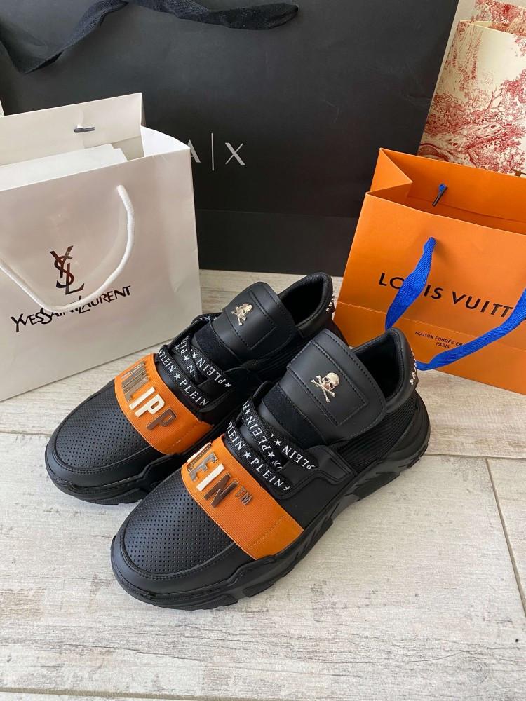 Philipp Plein Runner PP1978 Black/Orange
