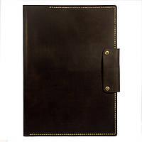 Рабочая папка - портфель для докуменов Anchor Stuff А4 Коричневая  КОД: as150101-0
