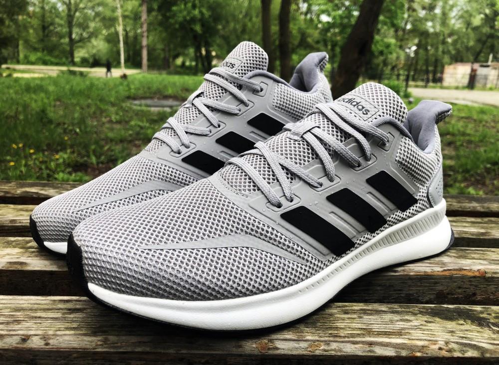 Кроссовки Adidas exclusive gray