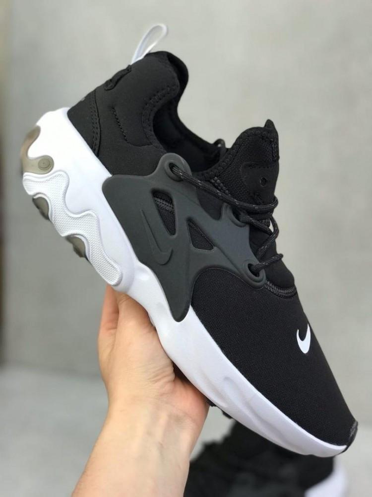 Nike presto бело чорние