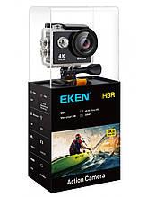 Экшн-камера Eken H9R Black Ultra HD с пультом 4K Wi-Fi Action Camera Original