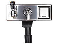HL406Е Встроенный сифон DN40/50 для стиральной и посудомоечной машины с розеткой (шт.)