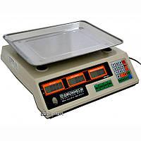 Весы торговые до 50 кг, до 100 часов, Grunhelm GSC-052 (92124)