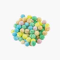 Декоративные жемчужины — Мимоза разноцветная Ø6-8 мм - 200 г