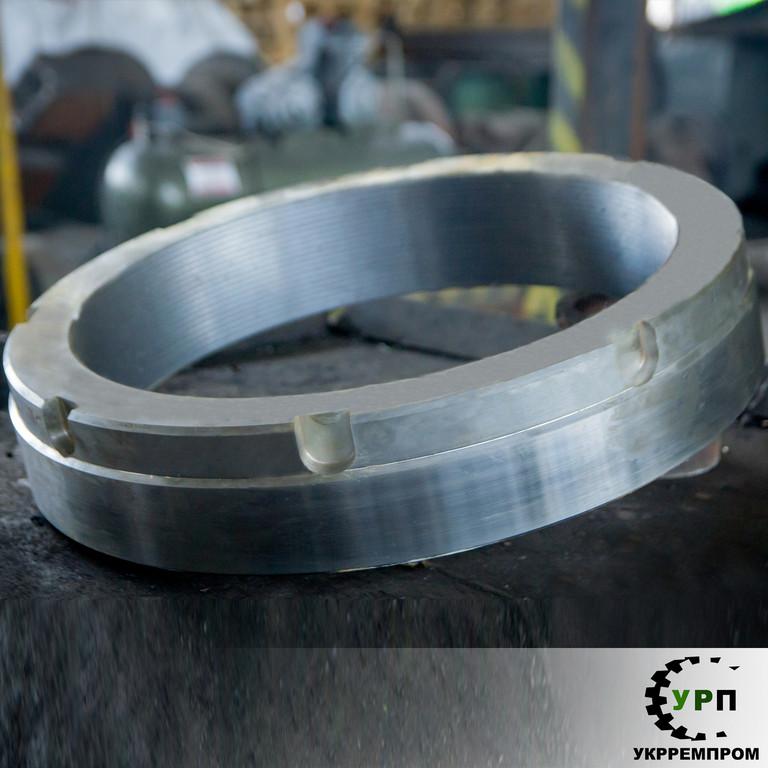 Специальная гайка. Изготовление для металлургического предприятия.