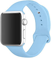 Ремешок Apple Sport Band для Apple Watch 38-40mm Blue (голубой), фото 1