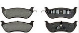 Колодки тормозные задние, дисковые AUTOEXTRA AXOD544 Ford Crown Victoria Mercury Grand Marquis