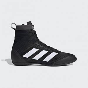 Взуття для боксу (боксерки) Adidas Speedex 18 (чорний, F99914)